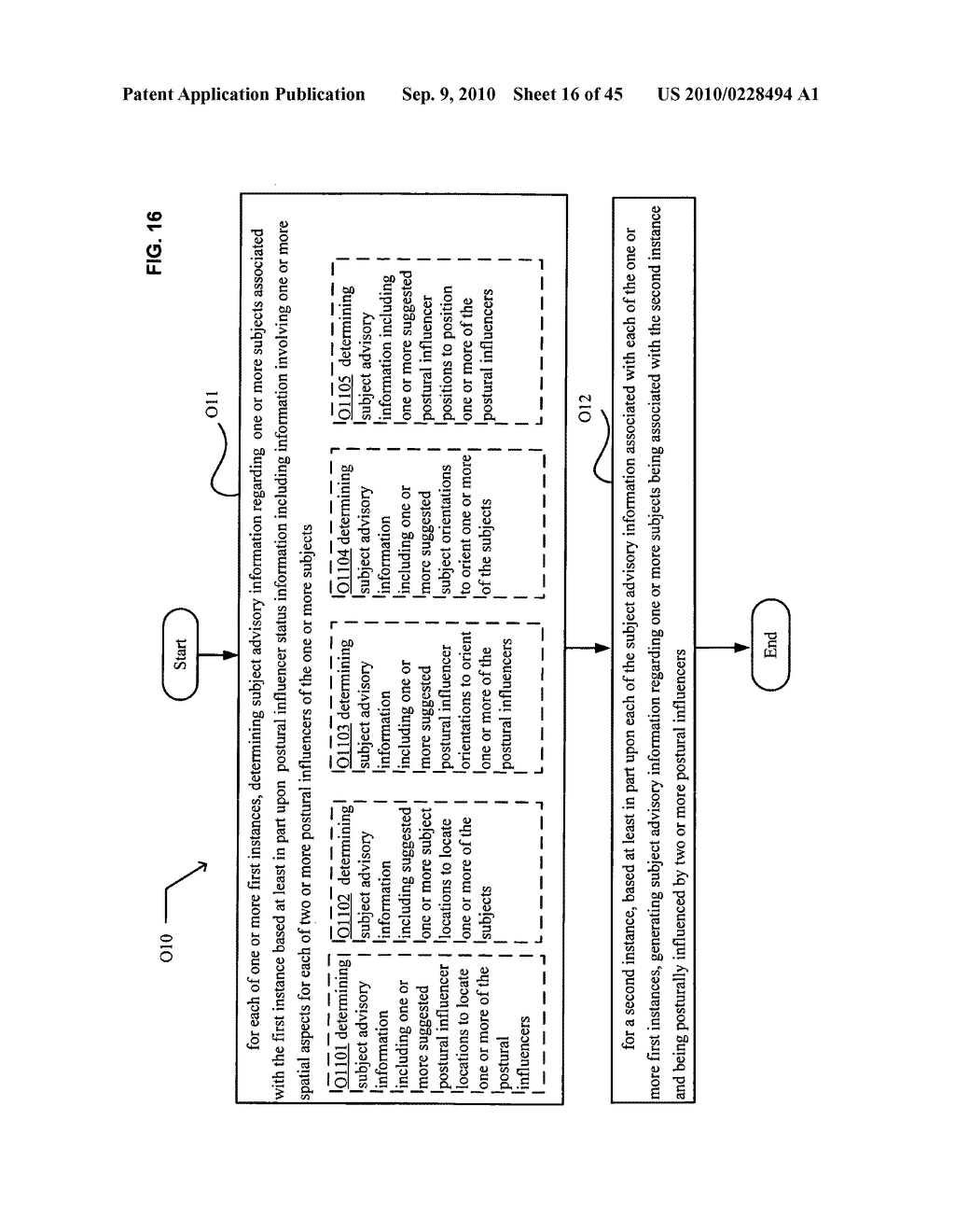 Postural information system and method including determining subject advisory information based on prior determined subject advisory information - diagram, schematic, and image 17