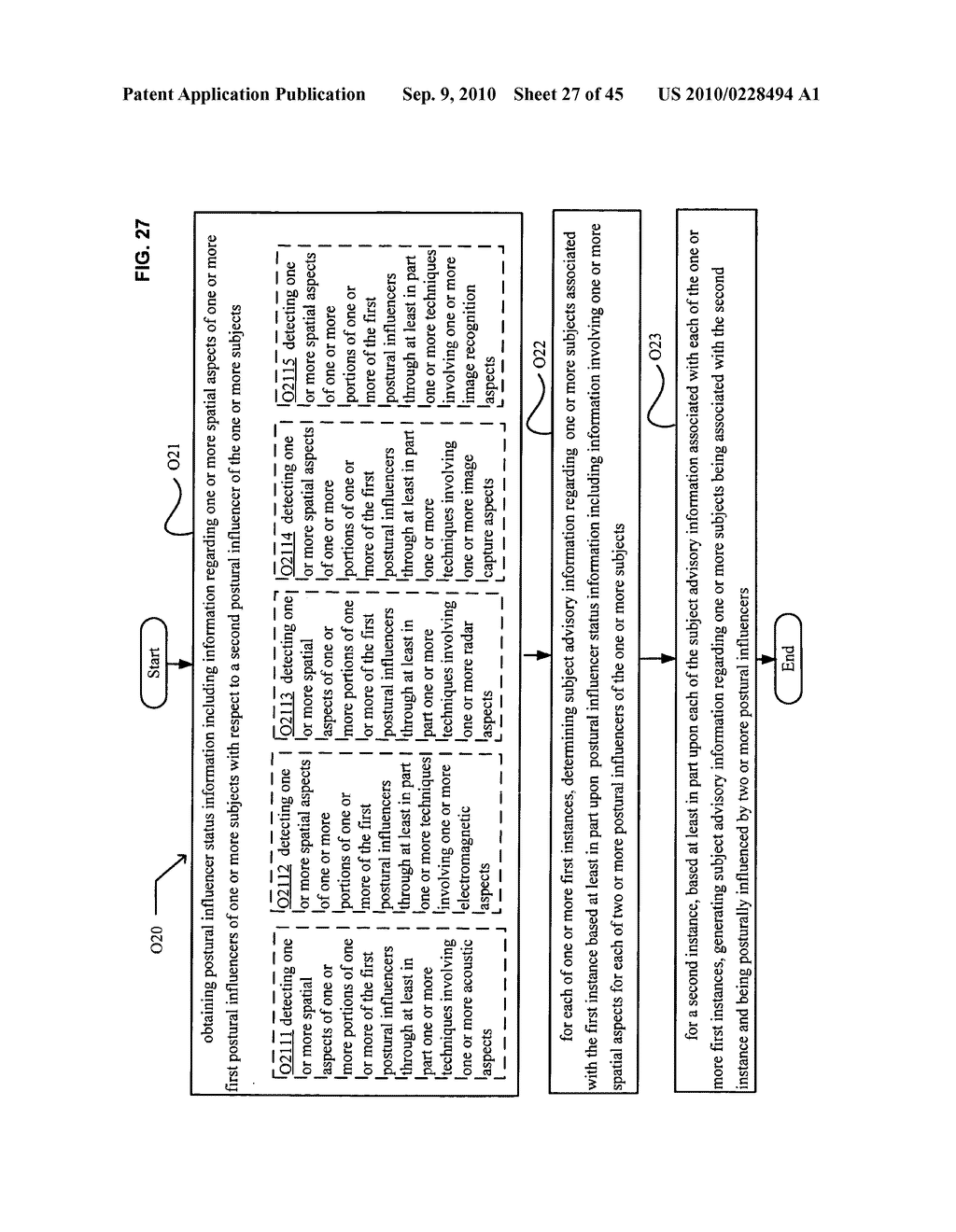 Postural information system and method including determining subject advisory information based on prior determined subject advisory information - diagram, schematic, and image 28