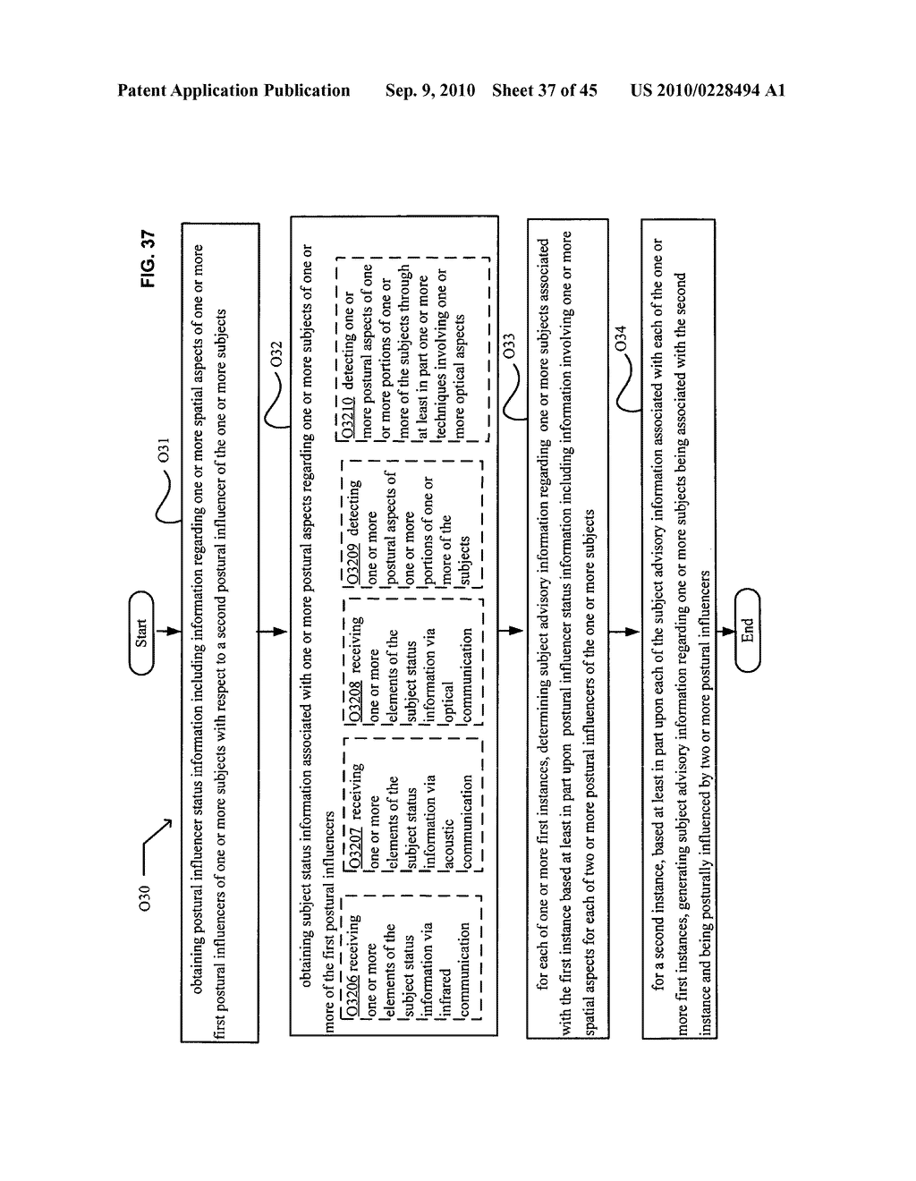 Postural information system and method including determining subject advisory information based on prior determined subject advisory information - diagram, schematic, and image 38