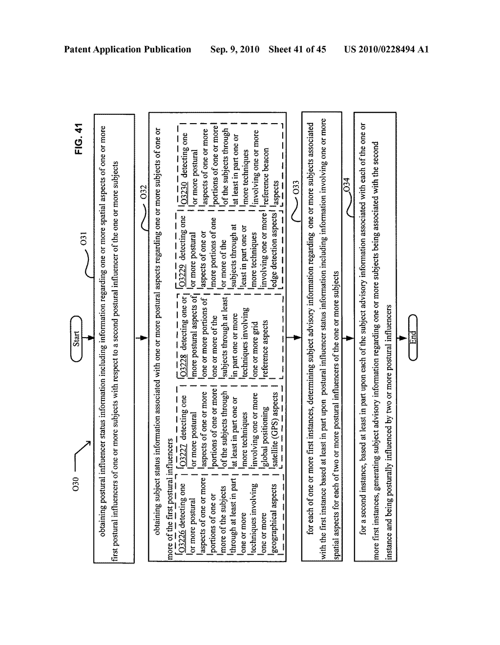 Postural information system and method including determining subject advisory information based on prior determined subject advisory information - diagram, schematic, and image 42