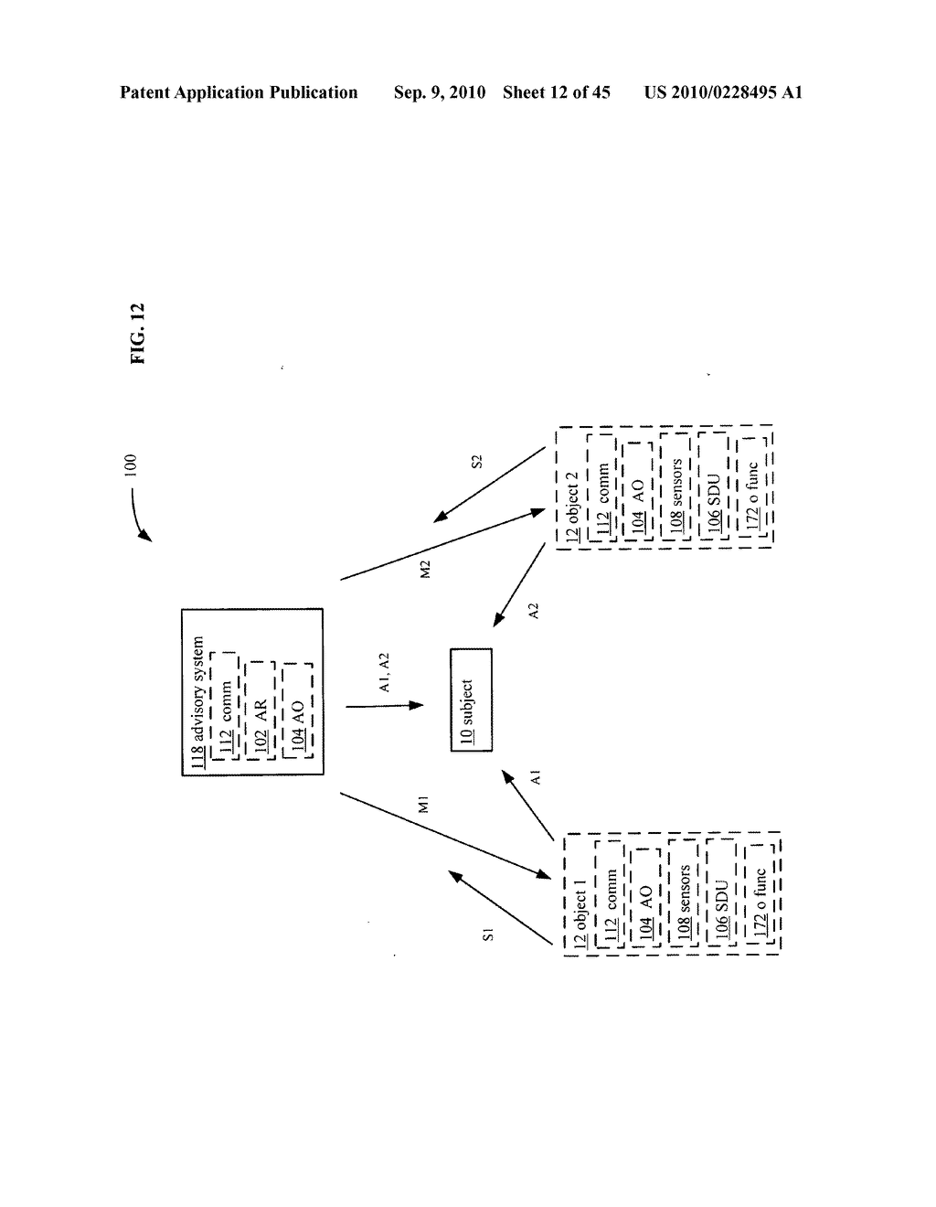 Postural information system and method including determining subject advisory information based on prior determined subject advisory information - diagram, schematic, and image 13
