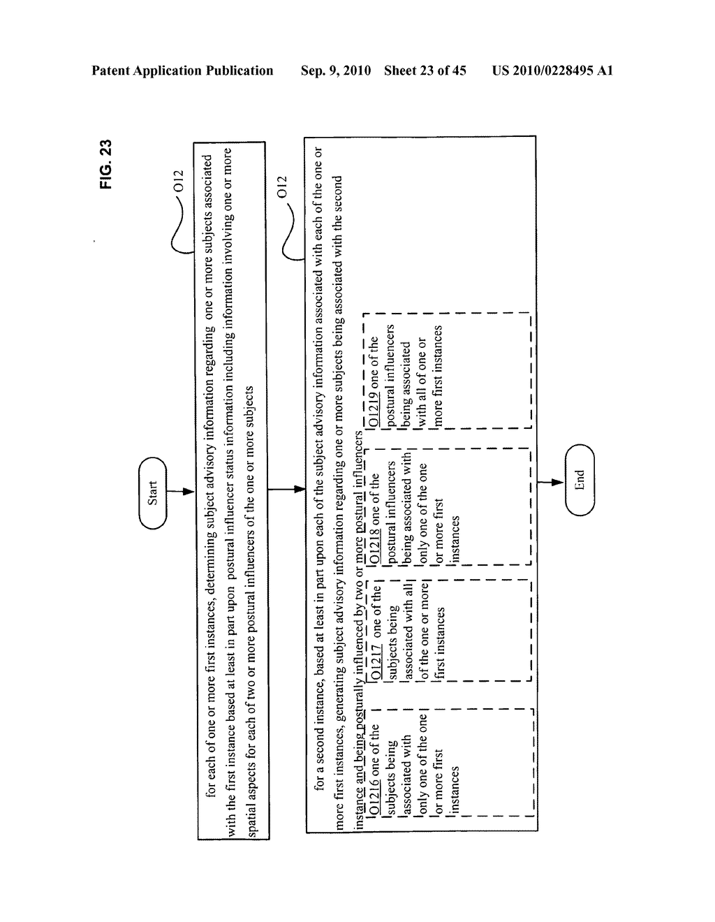 Postural information system and method including determining subject advisory information based on prior determined subject advisory information - diagram, schematic, and image 24