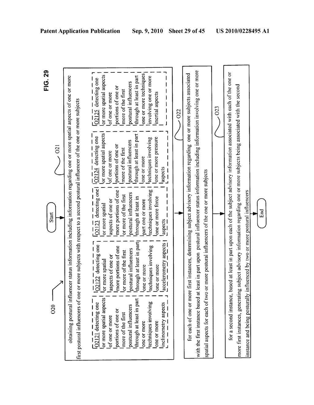 Postural information system and method including determining subject advisory information based on prior determined subject advisory information - diagram, schematic, and image 30
