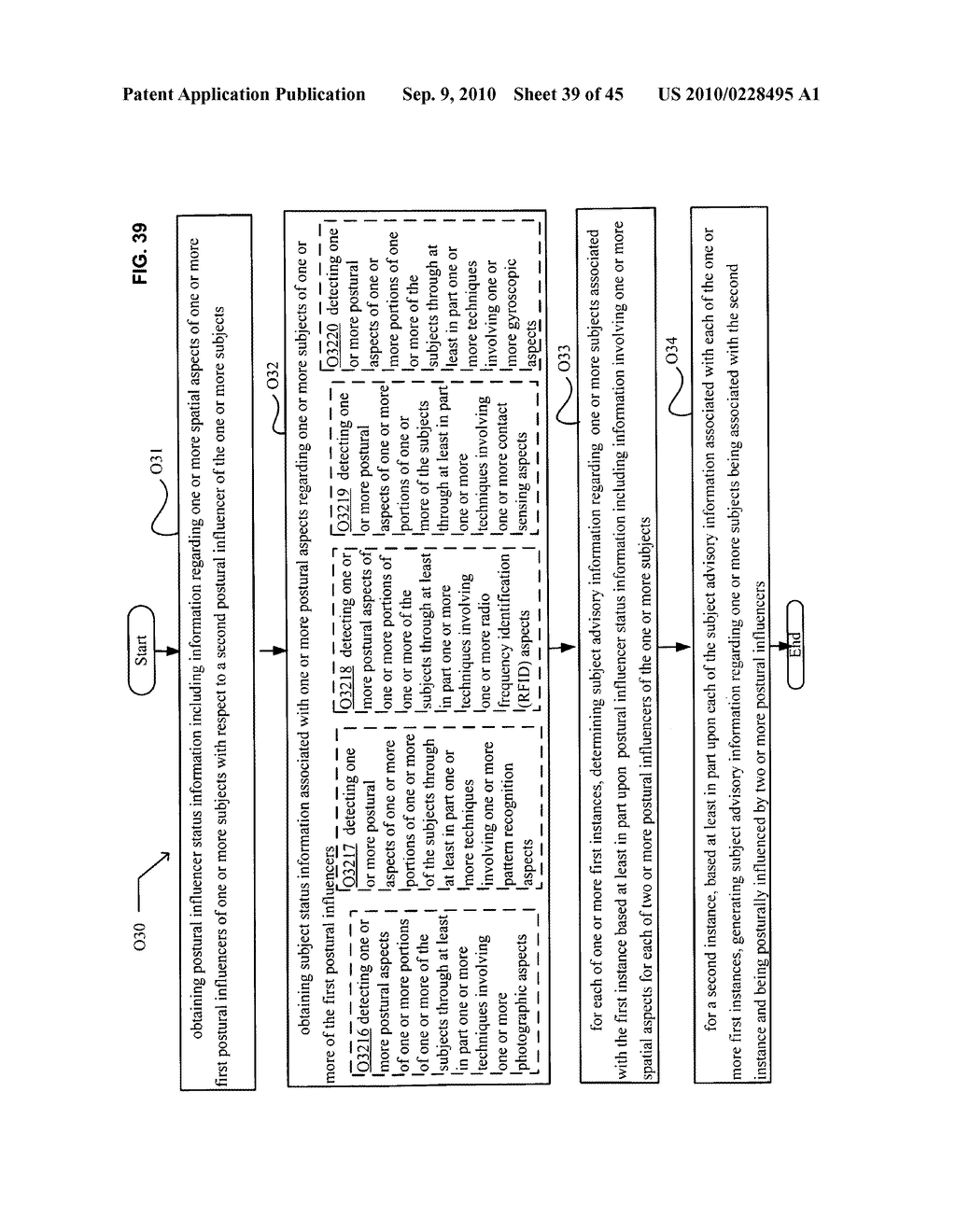 Postural information system and method including determining subject advisory information based on prior determined subject advisory information - diagram, schematic, and image 40