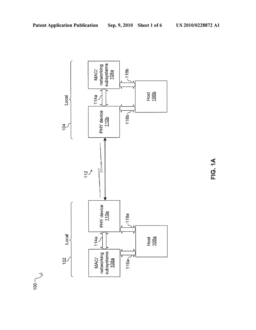 METHOD AND SYSTEM FOR DETERMINING PHYSICAL LAYER TRAVERSAL TIME - diagram, schematic, and image 02