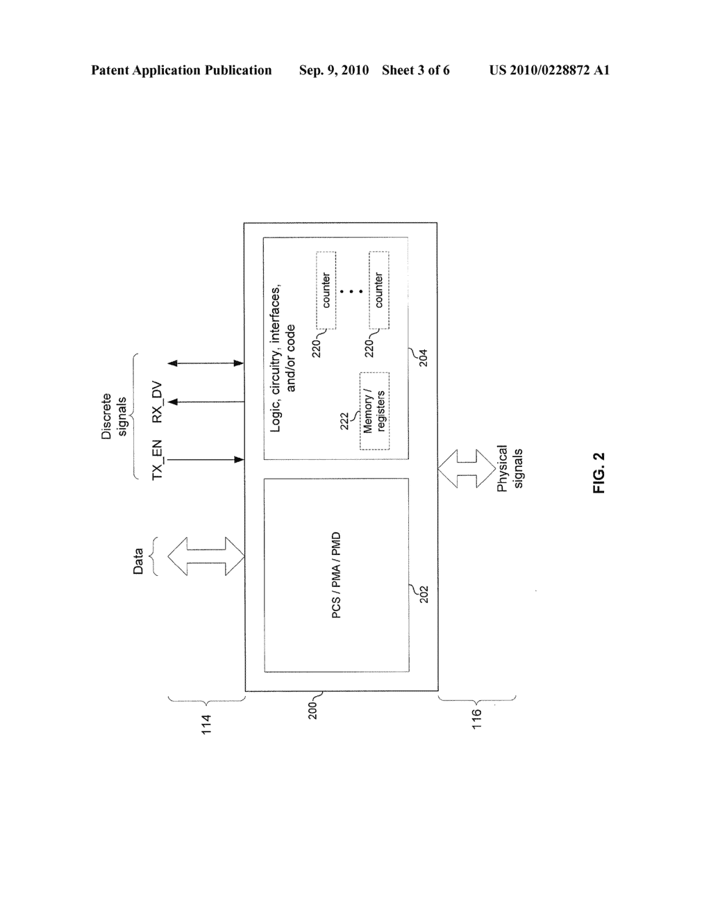 METHOD AND SYSTEM FOR DETERMINING PHYSICAL LAYER TRAVERSAL TIME - diagram, schematic, and image 04