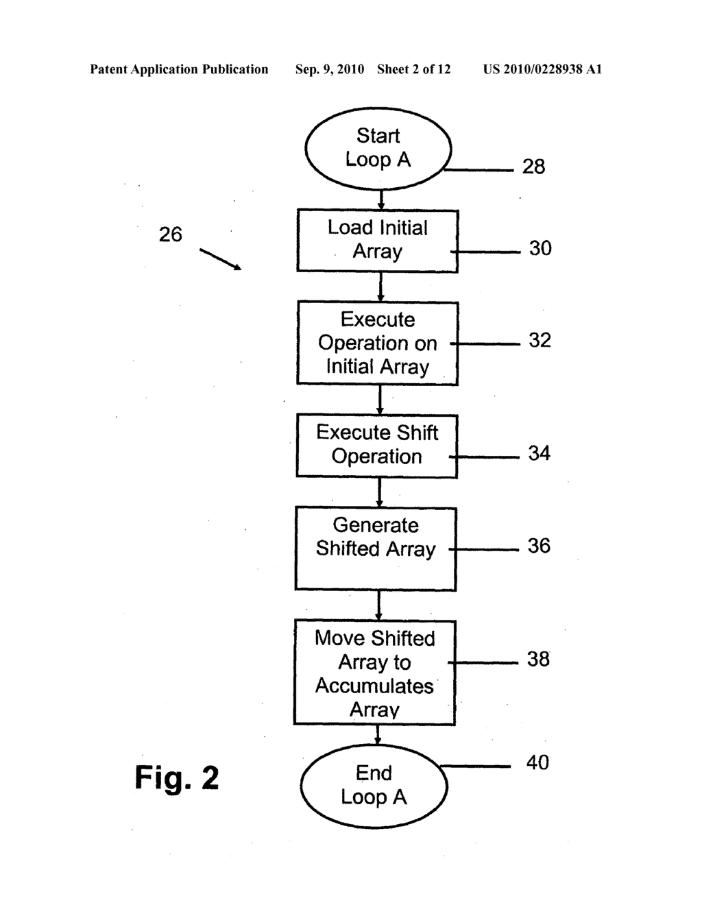 METHOD AND INSTRUCTION SET INCLUDING REGISTER SHIFTS AND ROTATES FOR DATA PROCESSING - diagram, schematic, and image 03