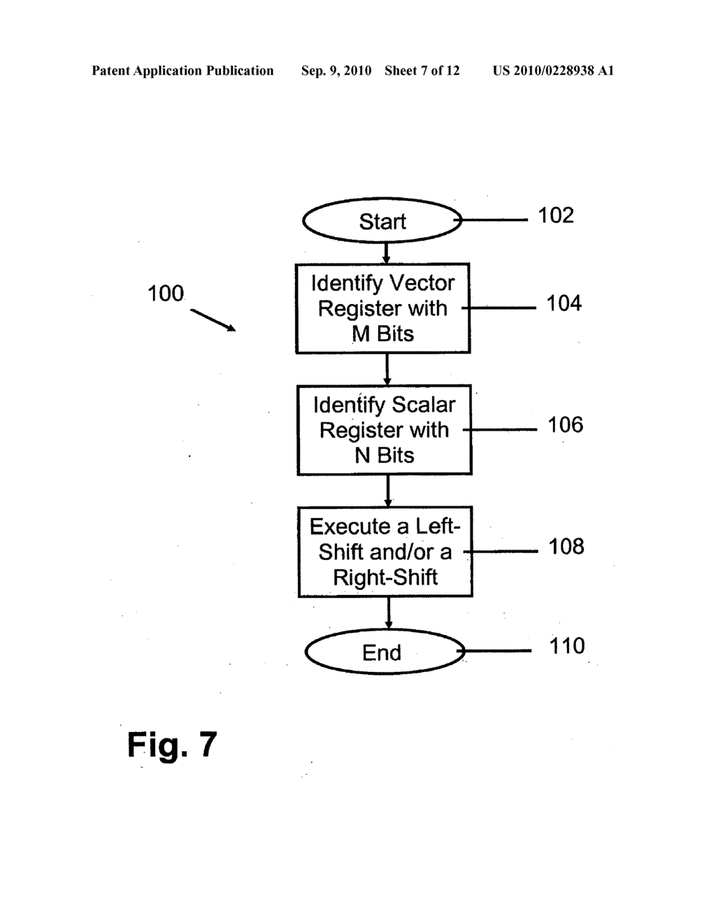 METHOD AND INSTRUCTION SET INCLUDING REGISTER SHIFTS AND ROTATES FOR DATA PROCESSING - diagram, schematic, and image 08