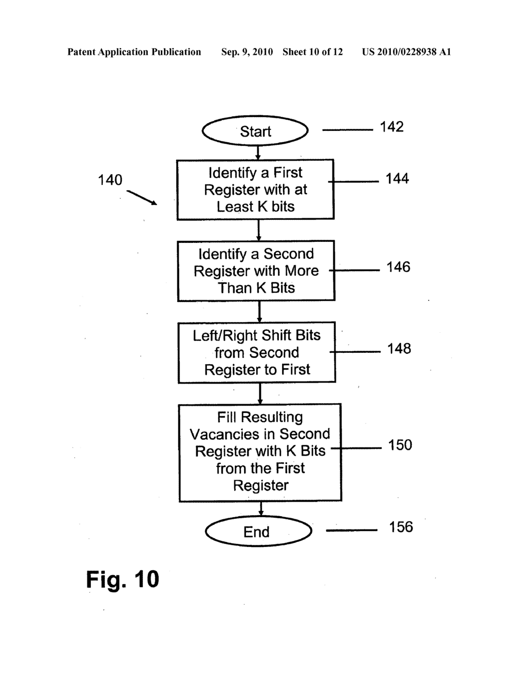 METHOD AND INSTRUCTION SET INCLUDING REGISTER SHIFTS AND ROTATES FOR DATA PROCESSING - diagram, schematic, and image 11