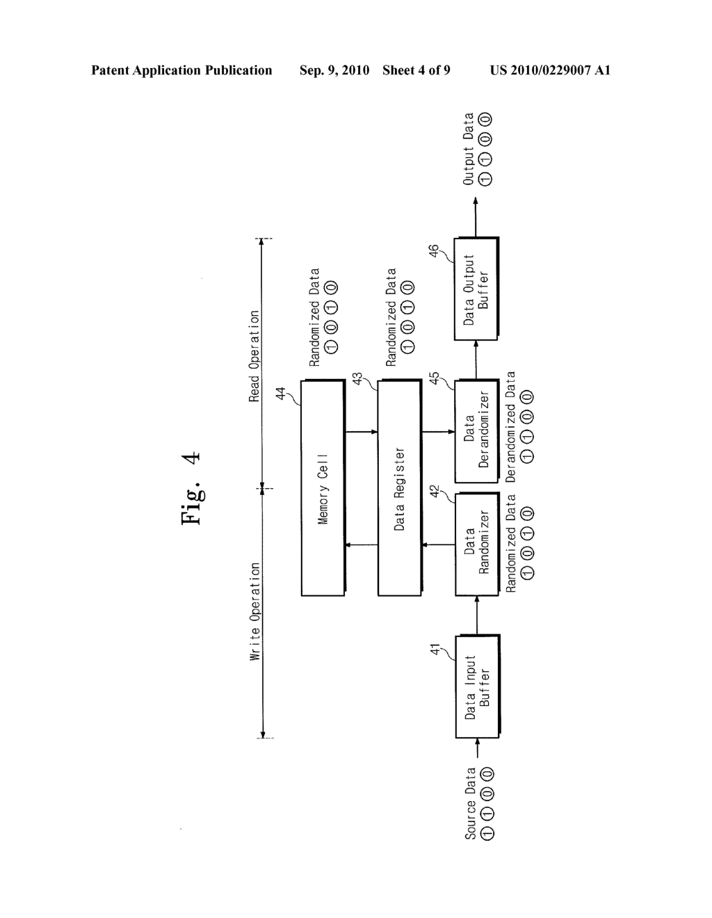 Nonvolatile Memory Device and Operating Method Thereof - diagram, schematic, and image 05
