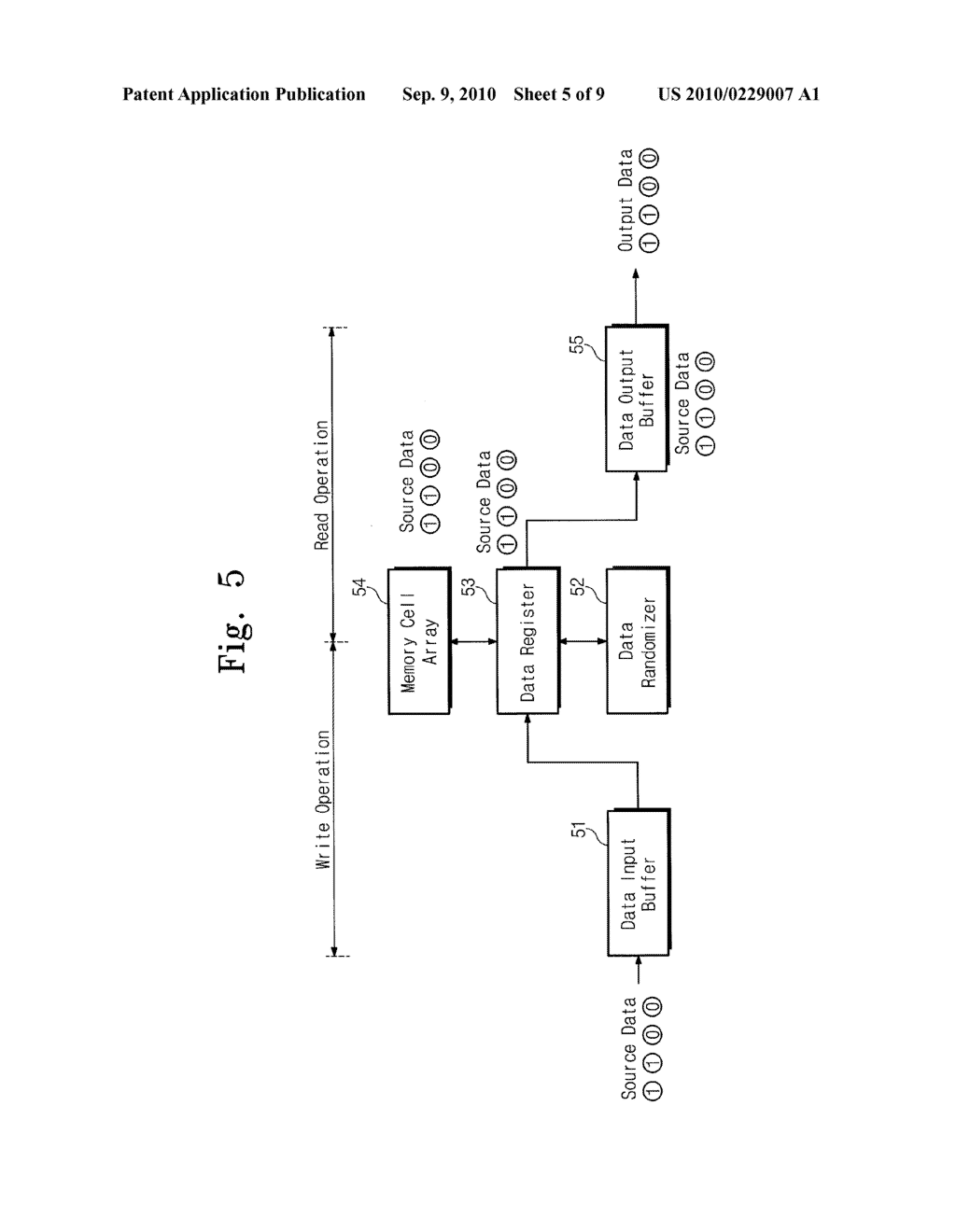 Nonvolatile Memory Device and Operating Method Thereof - diagram, schematic, and image 06