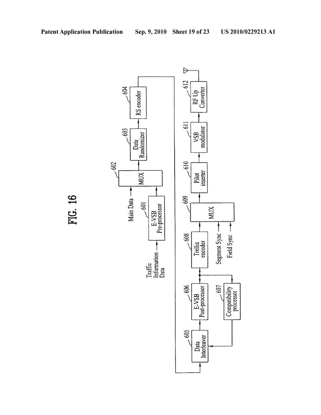 METHOD OF PROCESSING TRAFFIC INFORMATION AND DIGITAL BROADCAST SYSTEM - diagram, schematic, and image 20