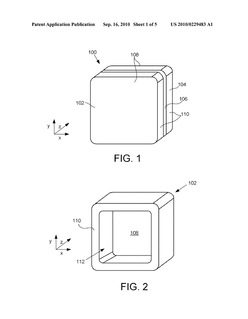 FIRE-RESISTANT GLASS BLOCK HAVING A THERMAL BREAK AND METHODS FOR