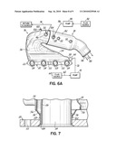 Combination Liquid-Cooled Exhaust Manifold Assembly And Catalytic Converter Assembly For A Marine Engine diagram and image
