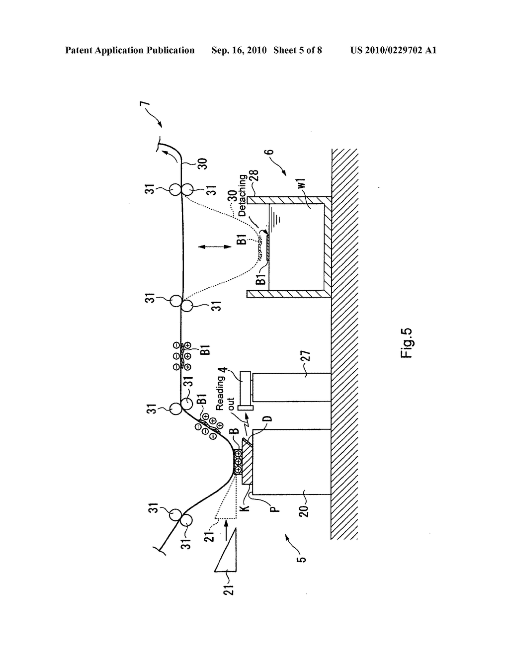 Automatic Prepared Slide Fabricating Apparatus and Automatic Prepared Slide Fabricating Method - diagram, schematic, and image 06