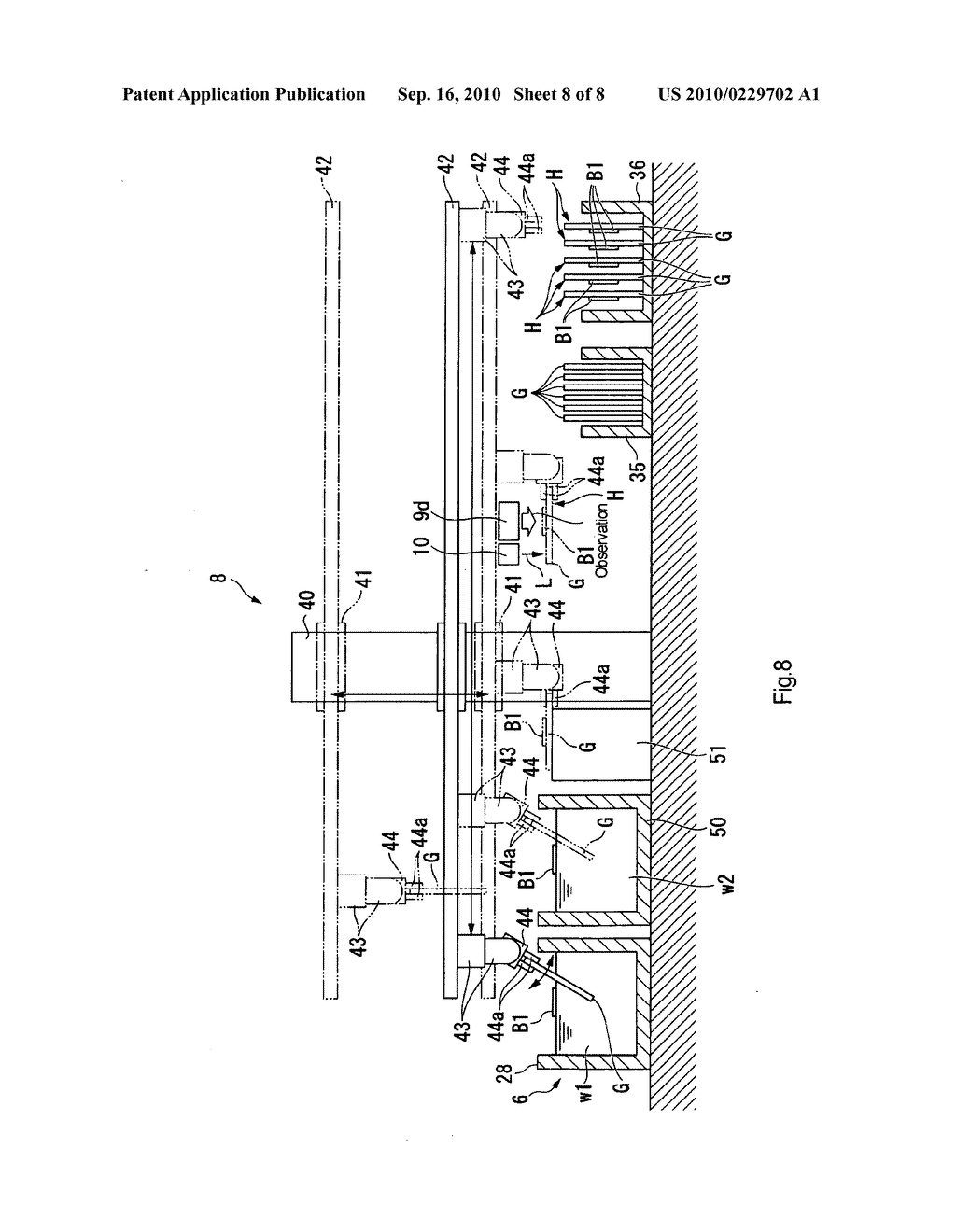 Automatic Prepared Slide Fabricating Apparatus and Automatic Prepared Slide Fabricating Method - diagram, schematic, and image 09