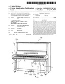 AUTOMATIC PLAYER PIANO EQUIPPED WITH SOFT PEDAL, AUTOMATIC PLAYING SYSTEM AND METHOD USED THEREIN diagram and image