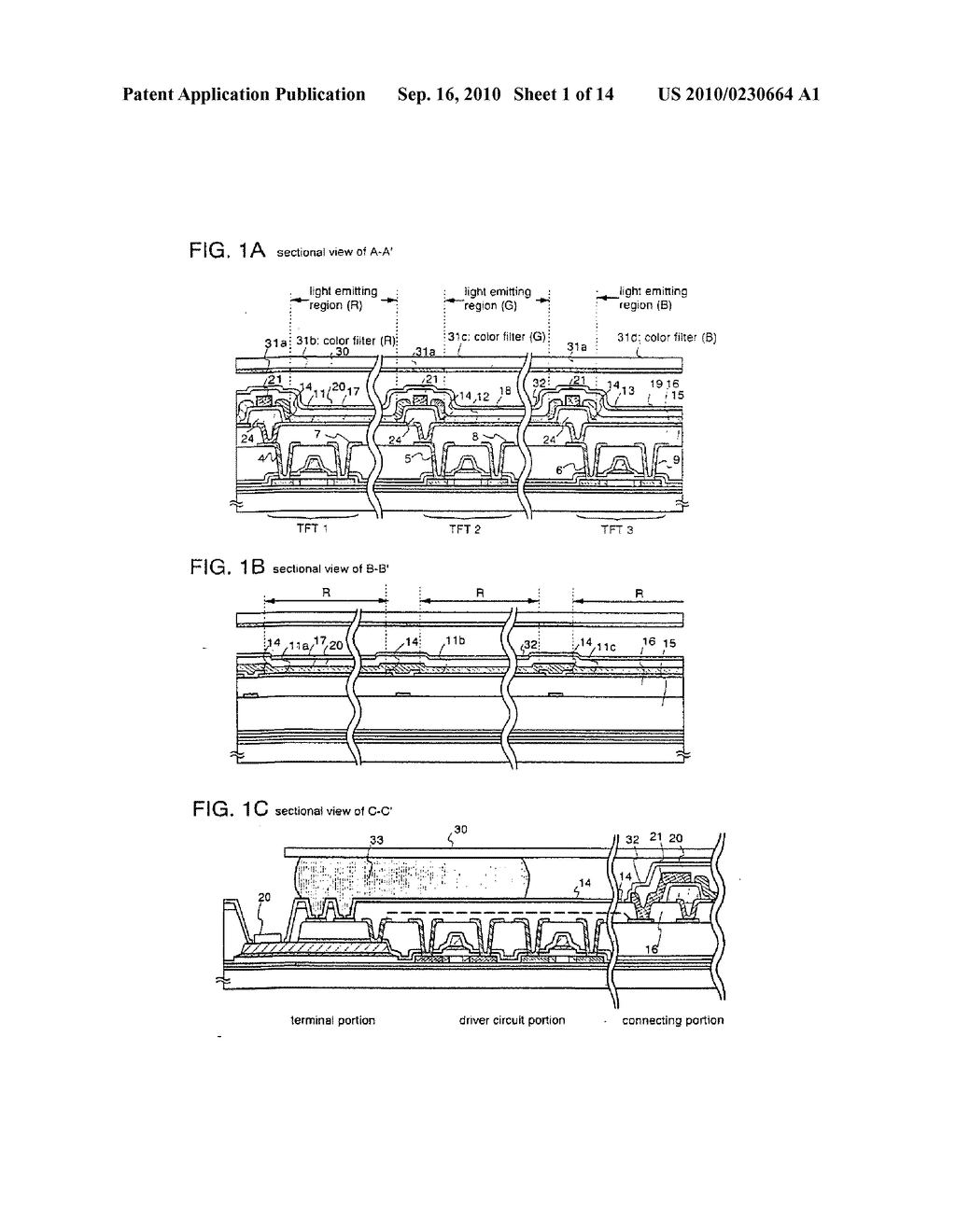 LIGHT EMITTING DEVICE AND METHOD OF MANUFACTURING THE SAME - diagram, schematic, and image 02