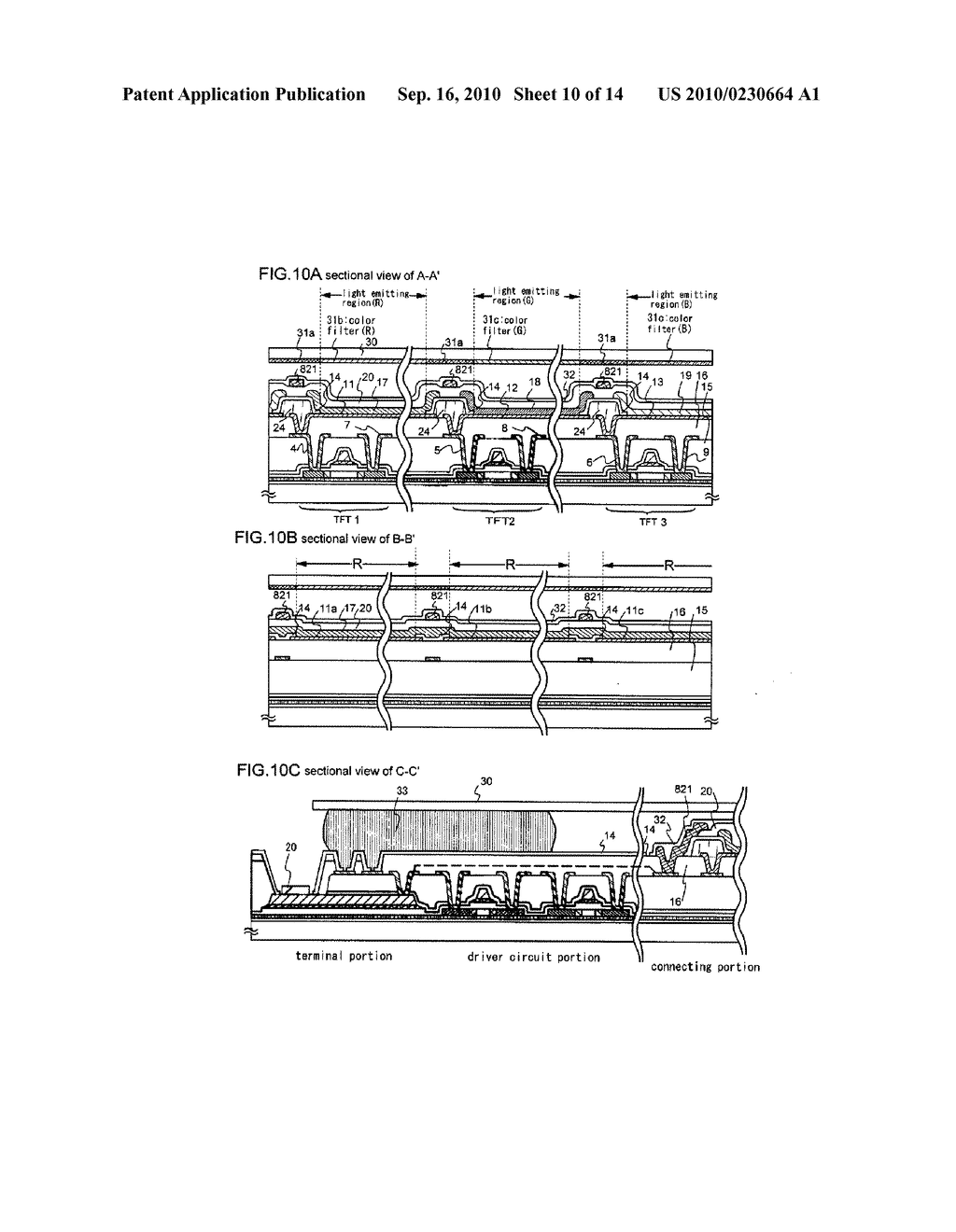 LIGHT EMITTING DEVICE AND METHOD OF MANUFACTURING THE SAME - diagram, schematic, and image 11