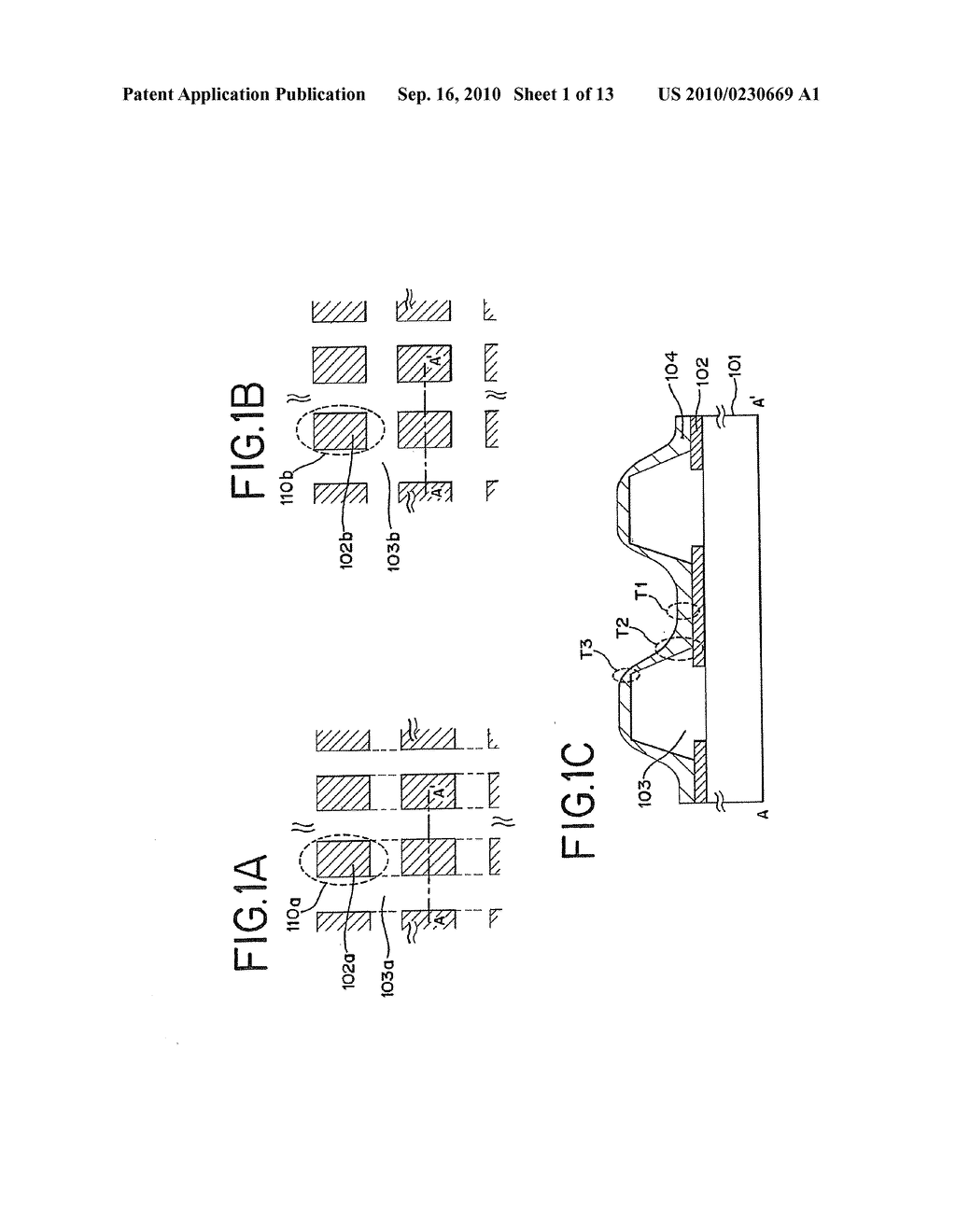 Display Device and Method for Manufacturing Thereof - diagram, schematic, and image 02