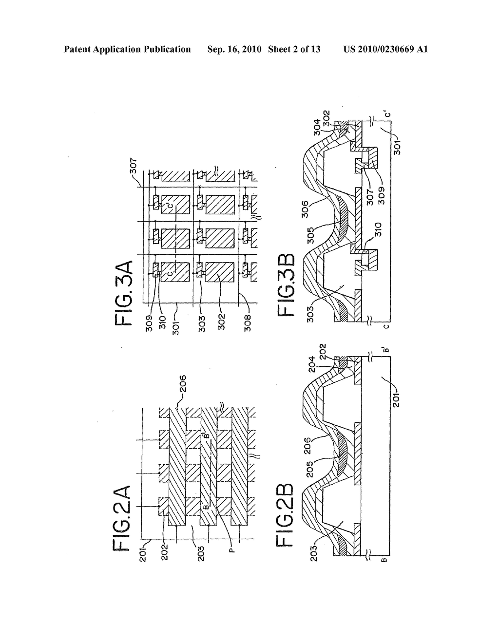 Display Device and Method for Manufacturing Thereof - diagram, schematic, and image 03