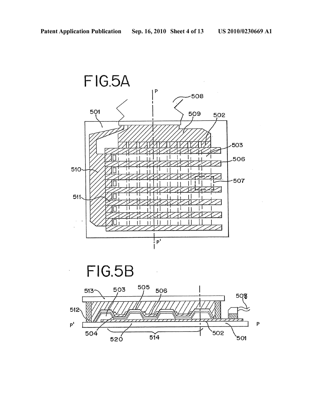 Display Device and Method for Manufacturing Thereof - diagram, schematic, and image 05