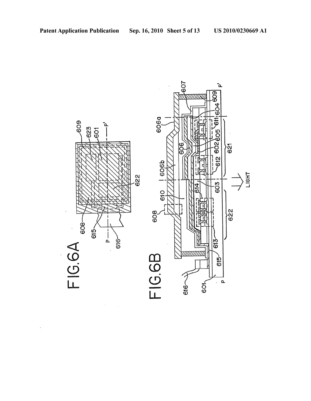 Display Device and Method for Manufacturing Thereof - diagram, schematic, and image 06