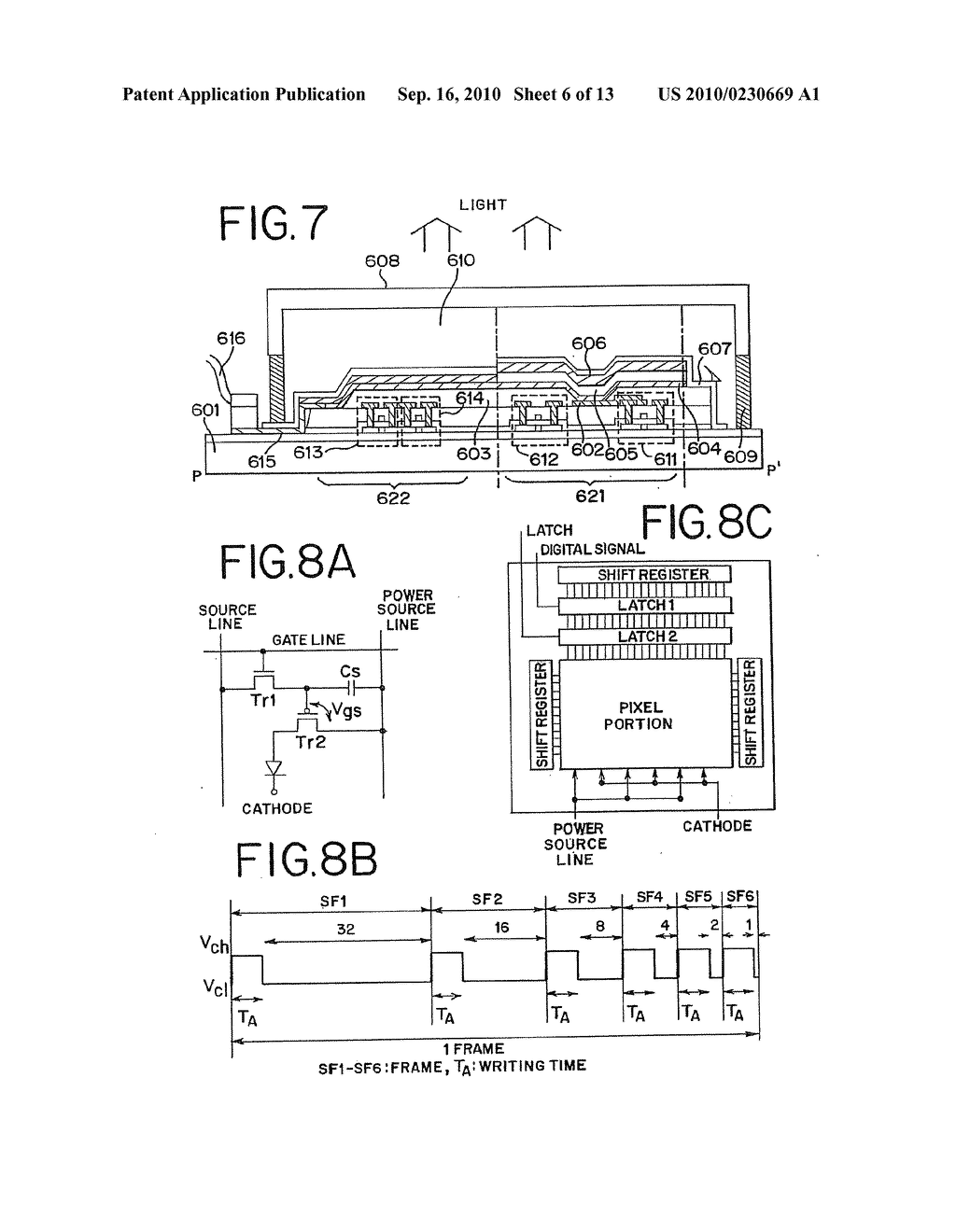 Display Device and Method for Manufacturing Thereof - diagram, schematic, and image 07