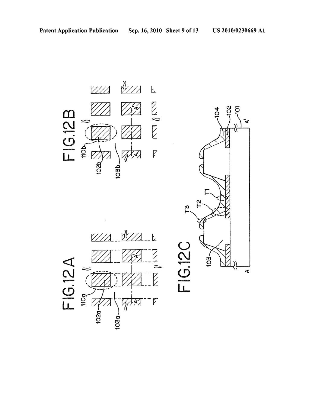 Display Device and Method for Manufacturing Thereof - diagram, schematic, and image 10