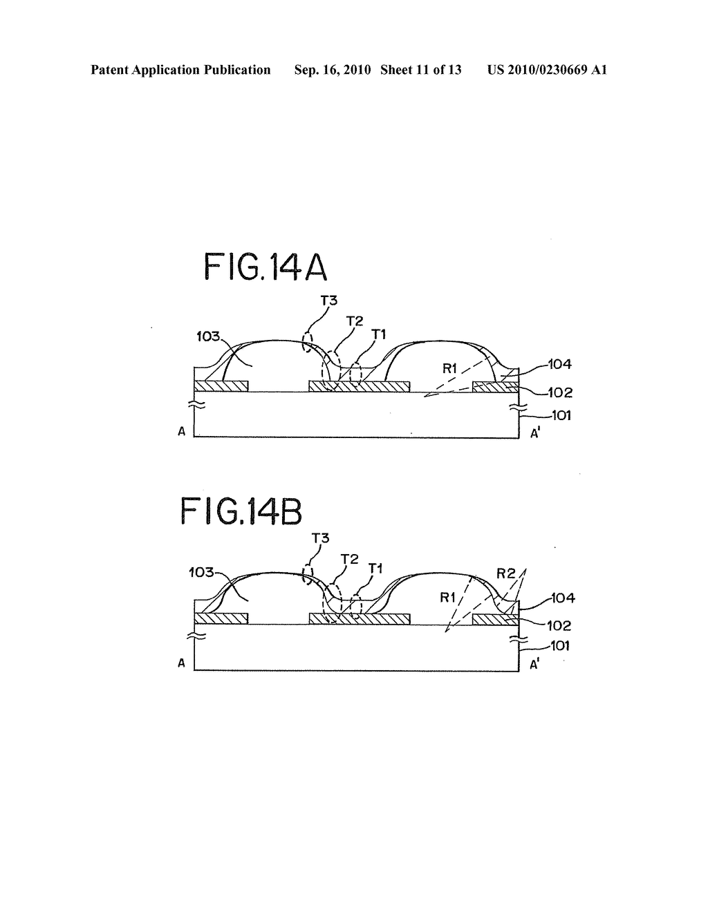 Display Device and Method for Manufacturing Thereof - diagram, schematic, and image 12