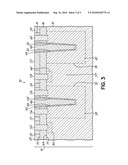 TRENCH GENERATED DEVICE STRUCTURES AND DESIGN STRUCTURES FOR RADIOFREQUENCY AND BICMOS INTEGRATED CIRCUITS diagram and image
