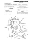 Child Car Seat with Vibration diagram and image