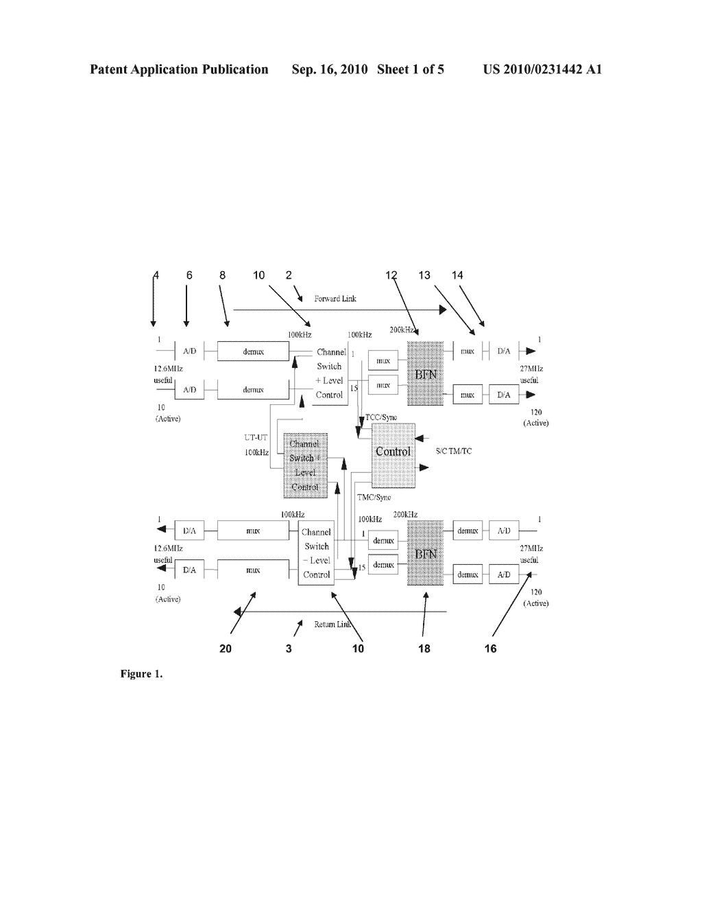 SATELLITE BEAM-POINTING ERROR CORRECTION IN DIGITAL BEAM