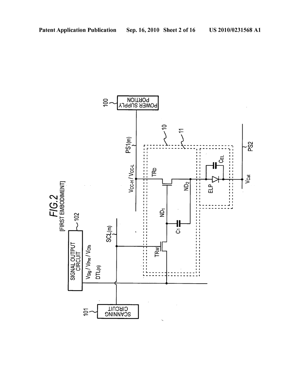 Display apparatus and method of driving the same - diagram, schematic, and image 03