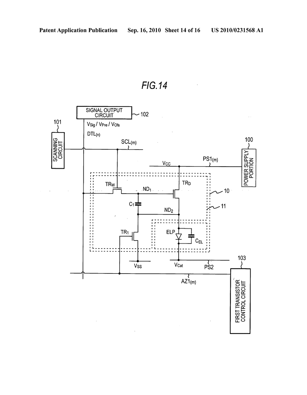 Display apparatus and method of driving the same - diagram, schematic, and image 15