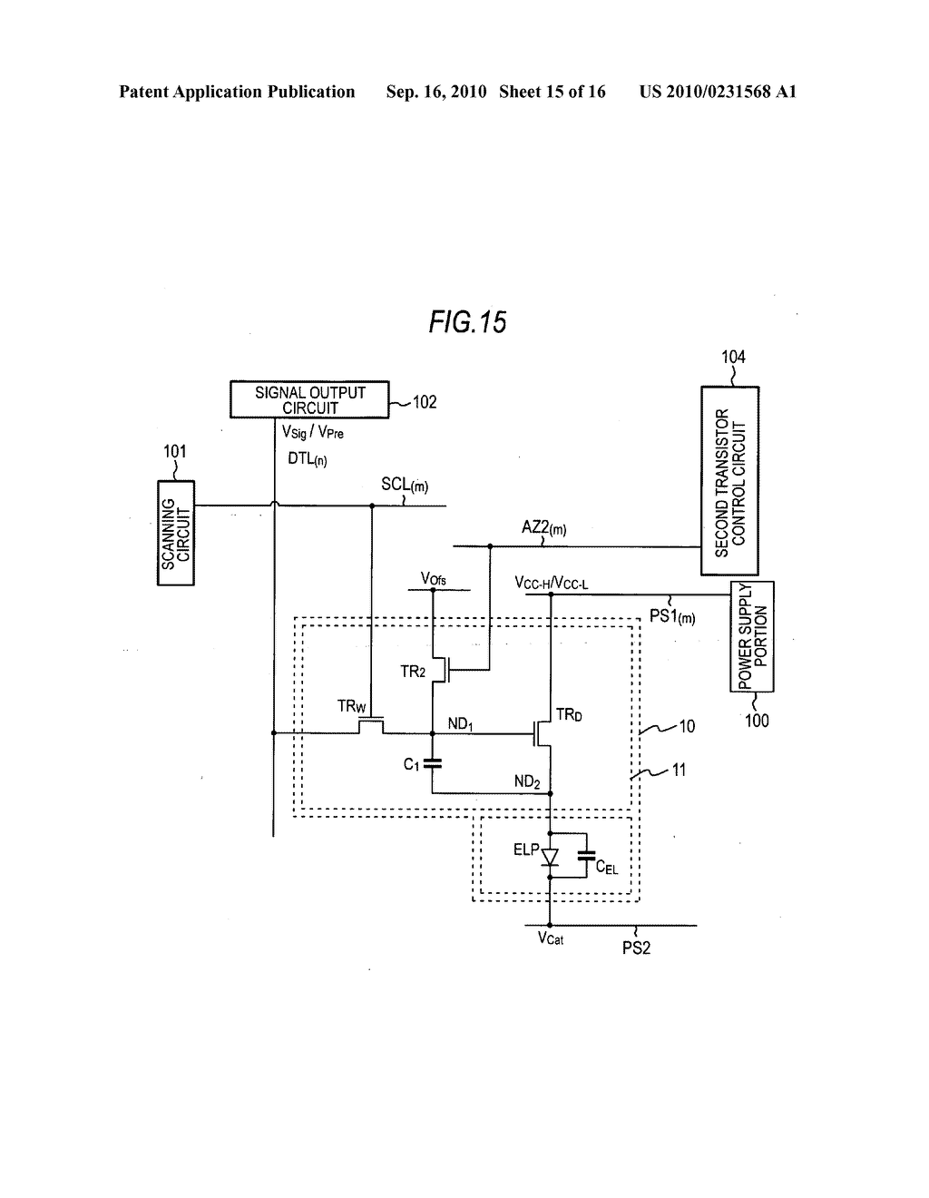 Display apparatus and method of driving the same - diagram, schematic, and image 16