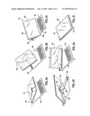 PORTABLE FOLDING ELECTRONIC DEVICE diagram and image