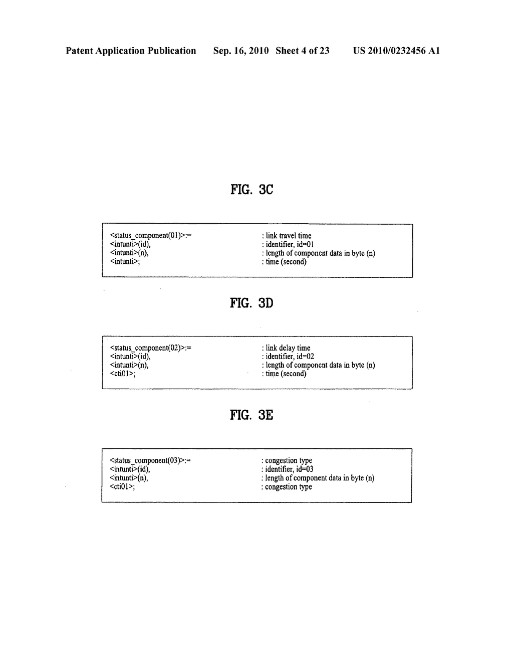 METHOD OF PROCESSING TRAFFIC INFORMATION AND DIGITAL BROADCAST SYSTEM - diagram, schematic, and image 05