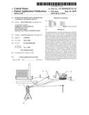 POSITION DETERMINATION METHOD FOR A GEODETIC MEASURING DEVICE diagram and image