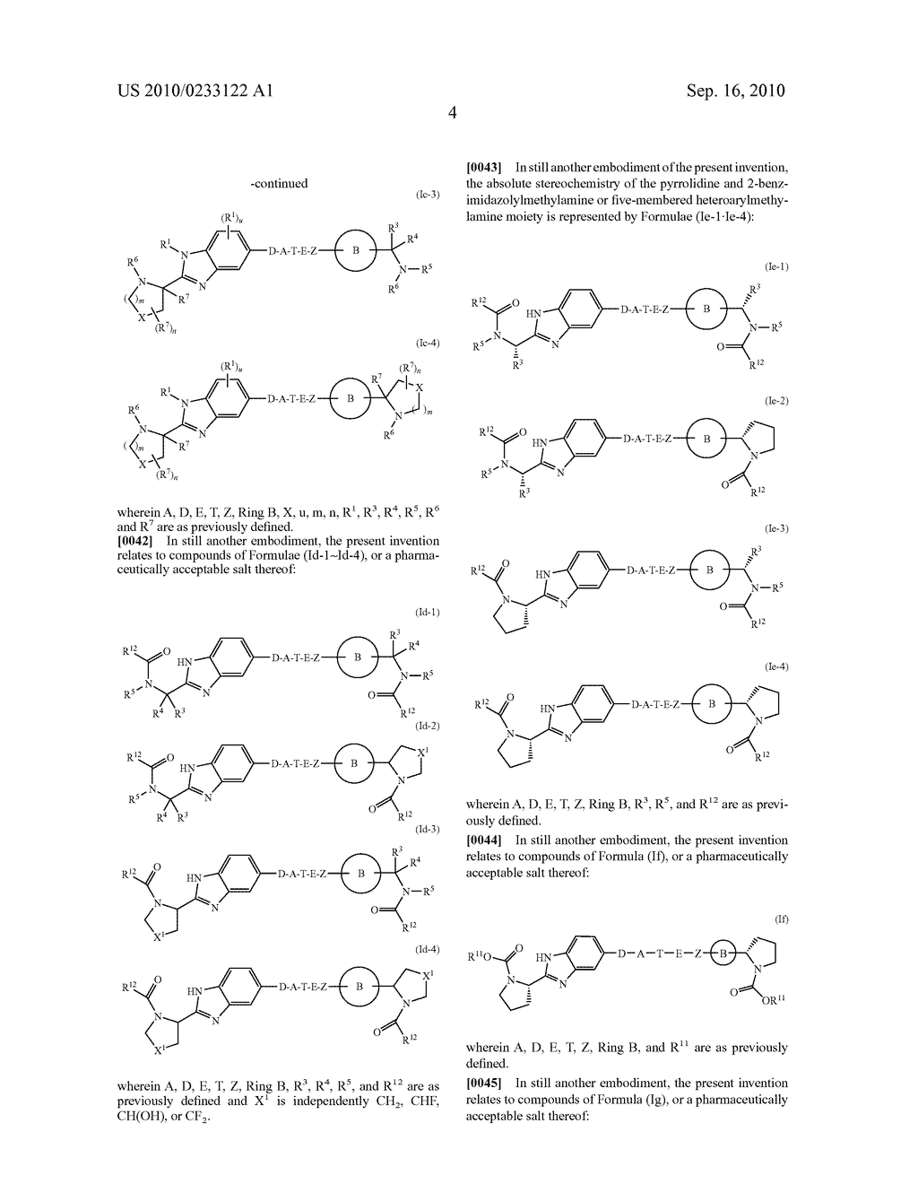 NOVEL BENZIMIDAZOLE DERIVATIVES - diagram, schematic, and image 05
