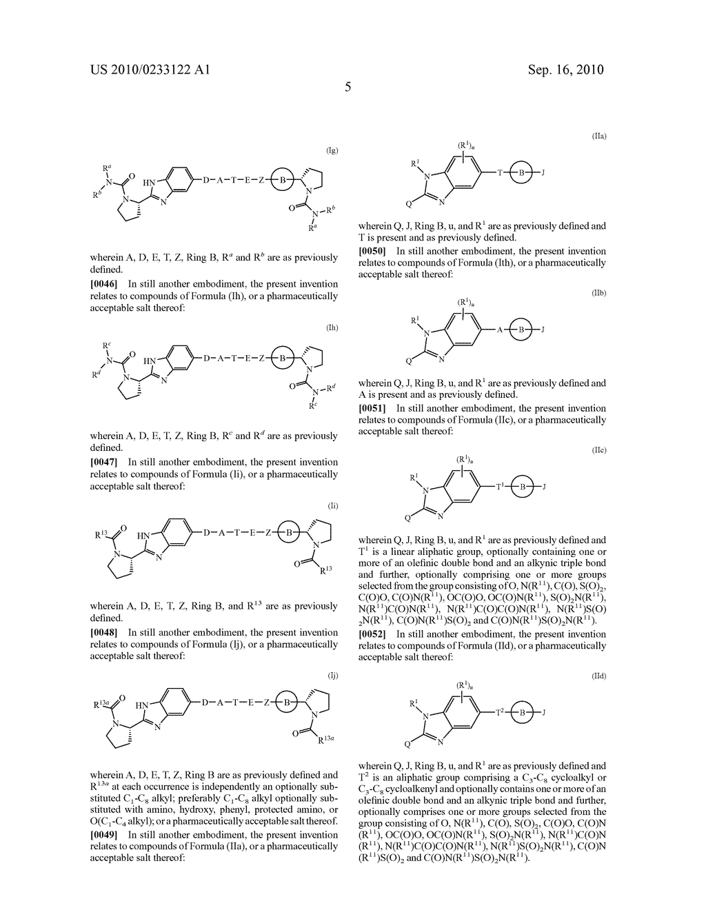 NOVEL BENZIMIDAZOLE DERIVATIVES - diagram, schematic, and image 06