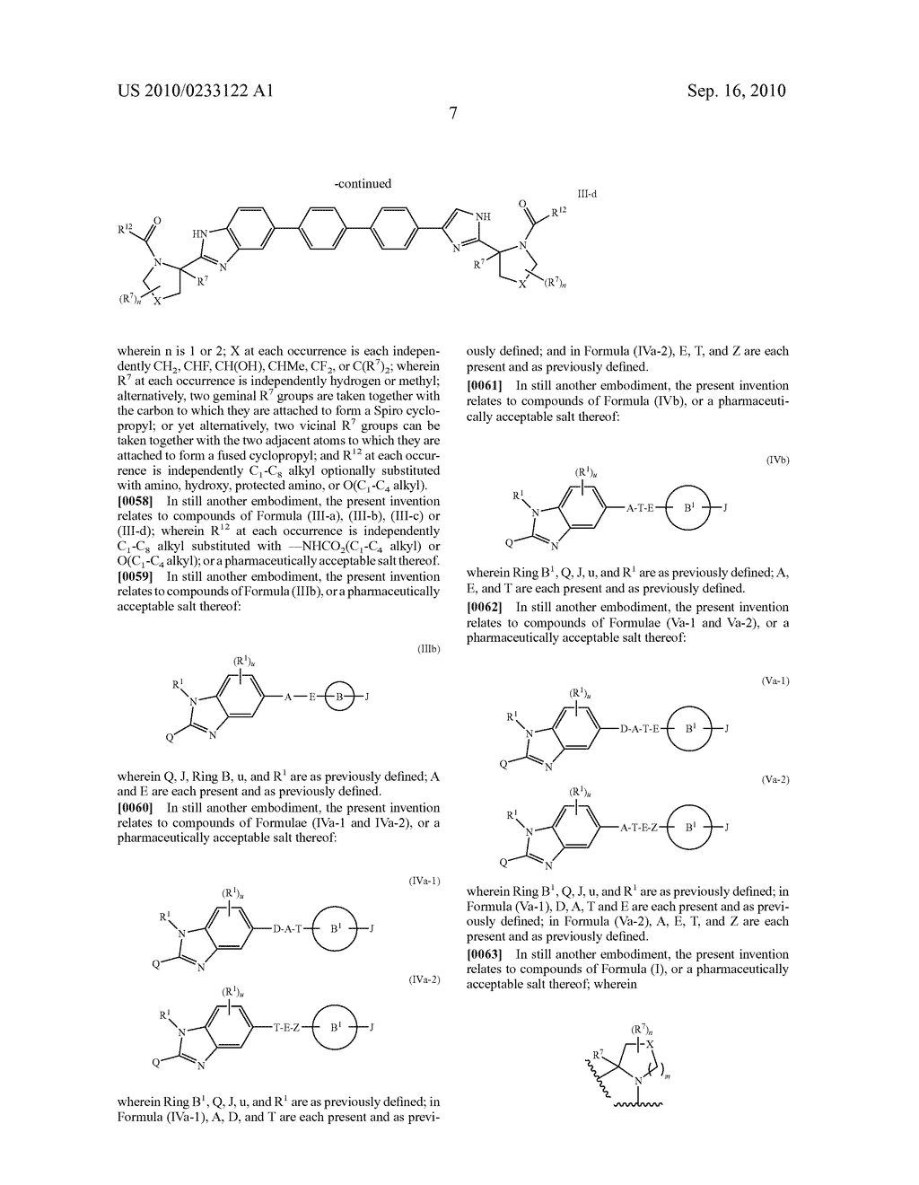 NOVEL BENZIMIDAZOLE DERIVATIVES - diagram, schematic, and image 08