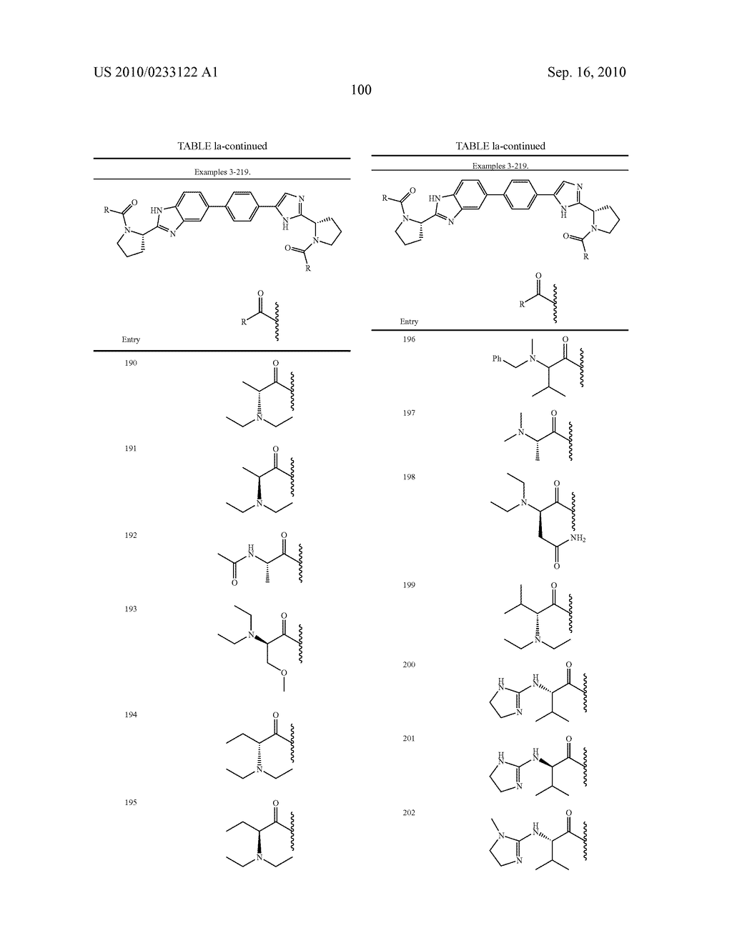 NOVEL BENZIMIDAZOLE DERIVATIVES - diagram, schematic, and image 101