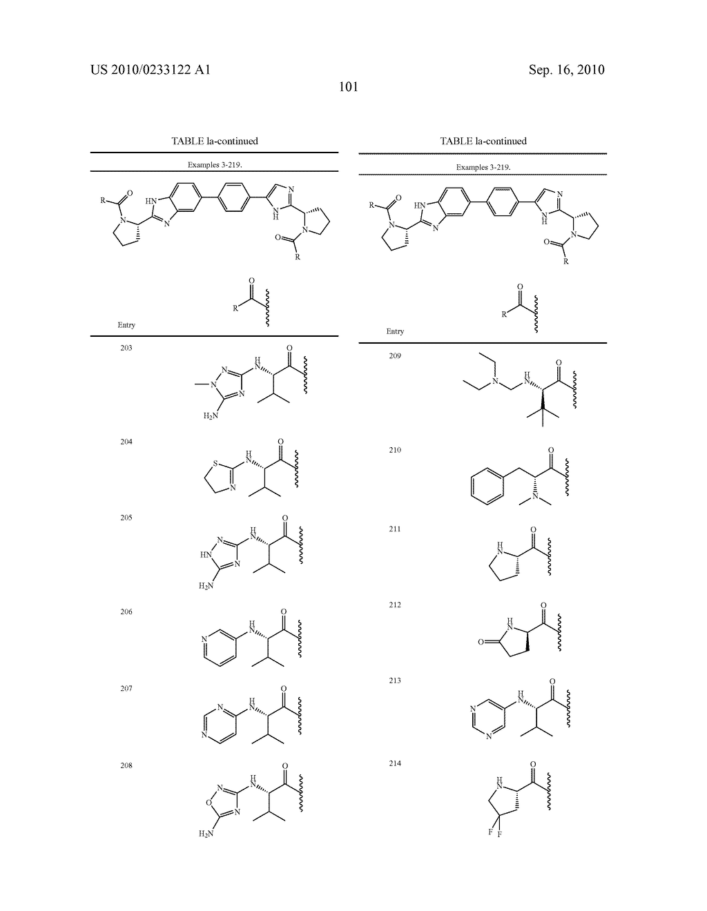 NOVEL BENZIMIDAZOLE DERIVATIVES - diagram, schematic, and image 102