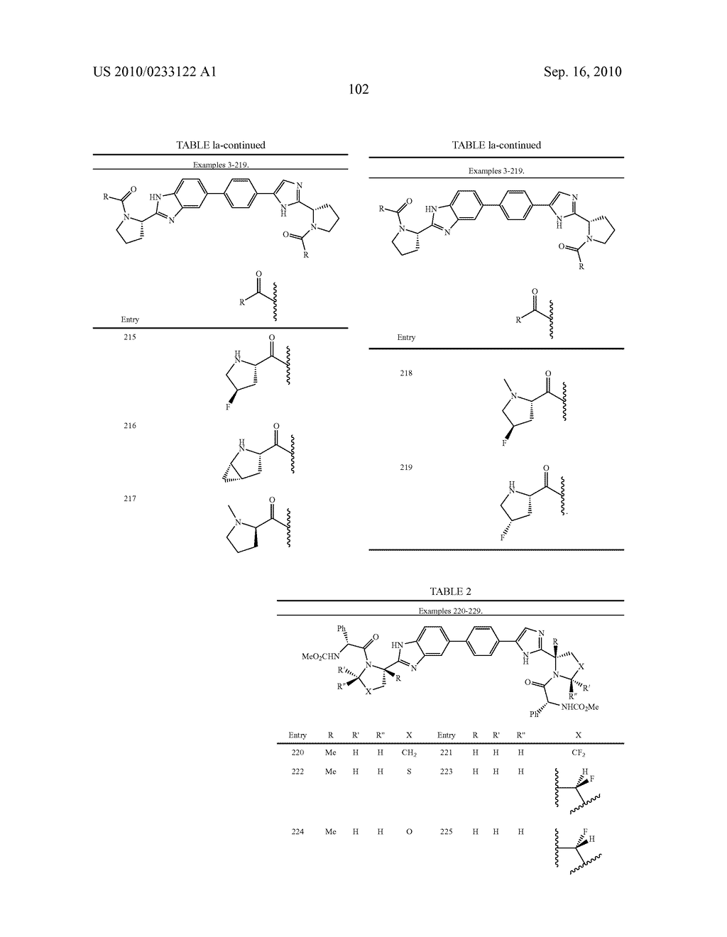 NOVEL BENZIMIDAZOLE DERIVATIVES - diagram, schematic, and image 103