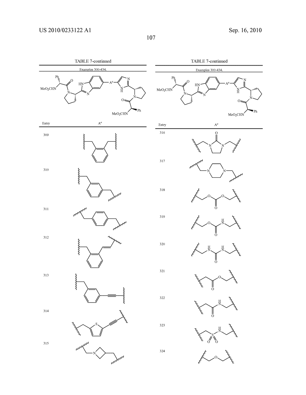 NOVEL BENZIMIDAZOLE DERIVATIVES - diagram, schematic, and image 108
