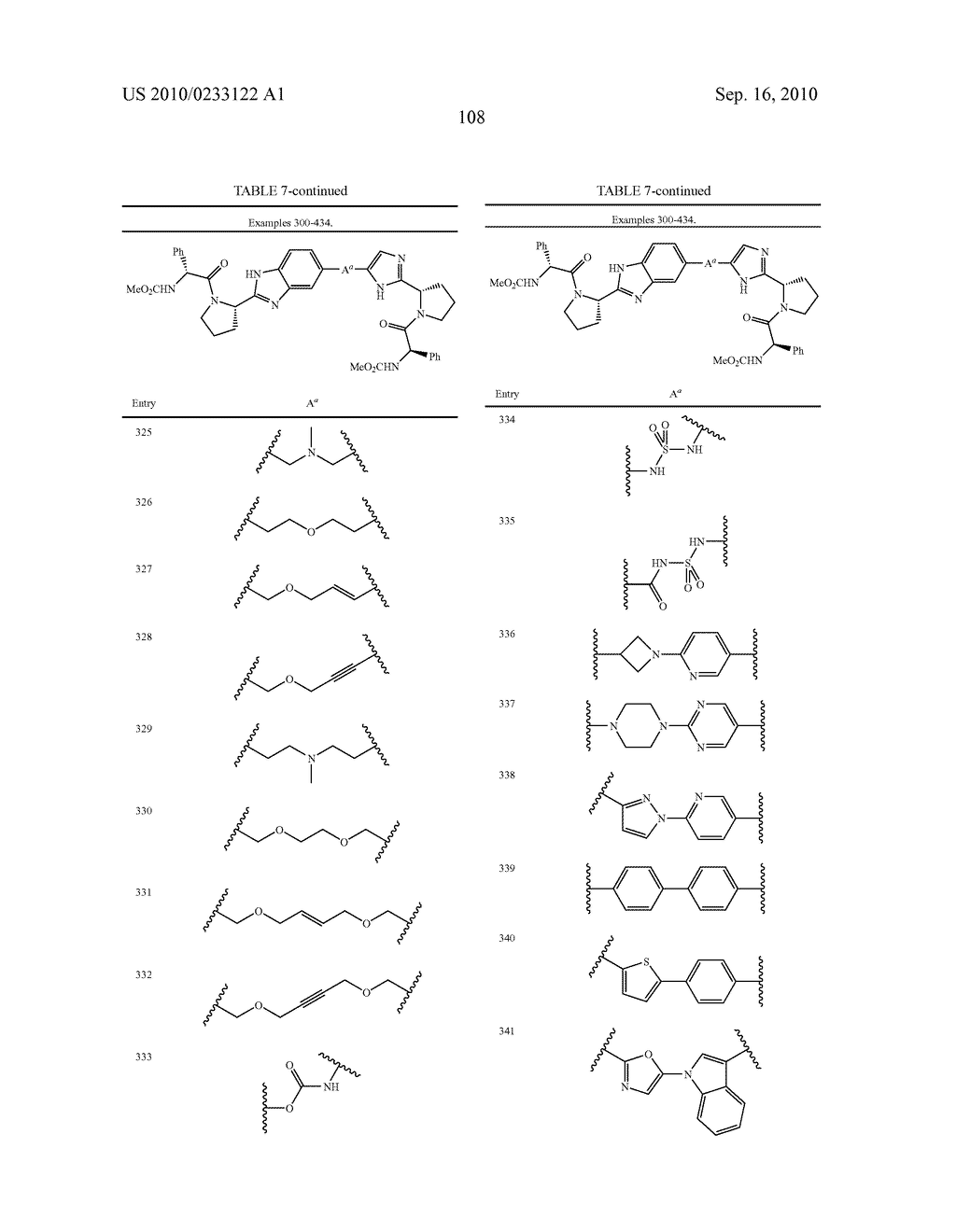NOVEL BENZIMIDAZOLE DERIVATIVES - diagram, schematic, and image 109