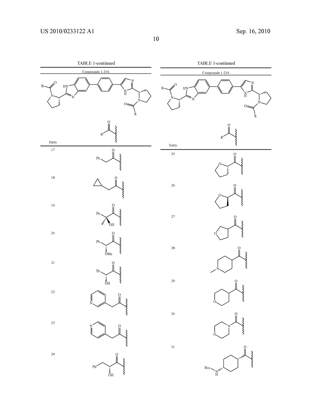 NOVEL BENZIMIDAZOLE DERIVATIVES - diagram, schematic, and image 11