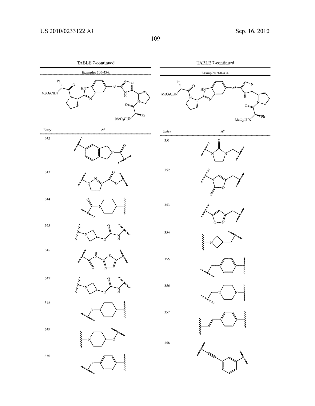 NOVEL BENZIMIDAZOLE DERIVATIVES - diagram, schematic, and image 110