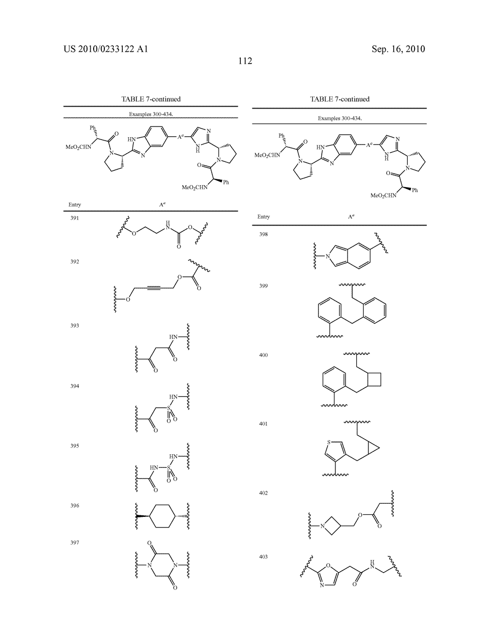 NOVEL BENZIMIDAZOLE DERIVATIVES - diagram, schematic, and image 113